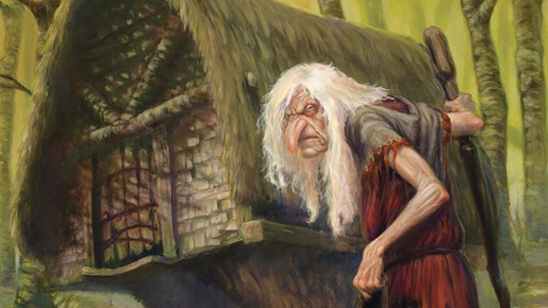 До чого сниться Баба-яга: значення сну, в якому казкова баба приснилася на мітлі або в ступі