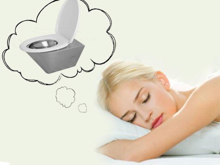 До чого сниться чистити унітаз: брудний, чистий, зламаний або розбитий
