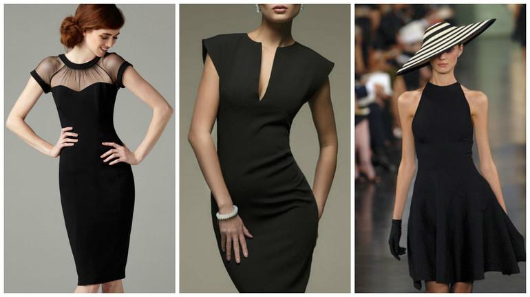 До чого сниться чорне сукню дівчини чи незаміжньої жінки: тлумачення найвідоміших сонників
