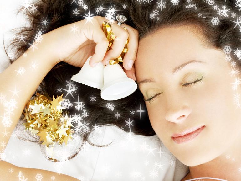До чого сниться Новий рік: що означає бачити сон, коли свято відзначається не в сезон