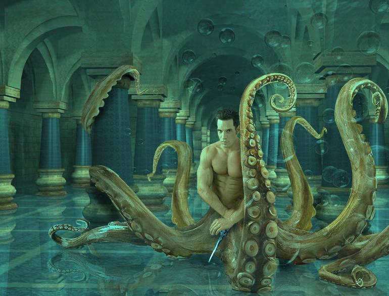 До чого сниться восьминіг: великий спрут під водою, жінкам і чоловікам, тлумачення по сонникам