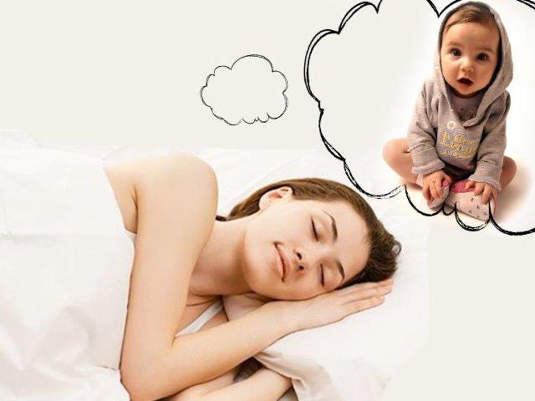 До чого сняться новонароджені діти по соннику: хлопчик чи дівчинка, чоловікові або жінці, живі або мертві
