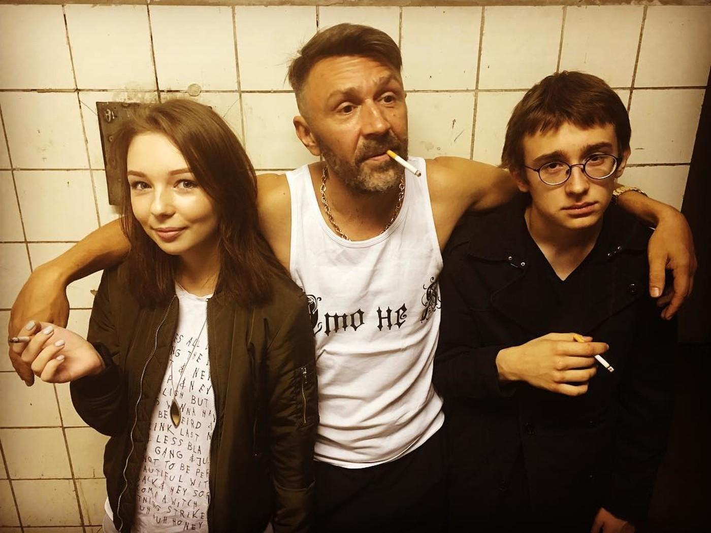 Екс-дружина Сергія Шнурова: я не очікувала, що він одружився в четвертий раз.