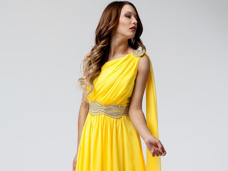 Сон про жовтому платті: особливості трактування по соннику, що значить бачити себе в довгому вбранні