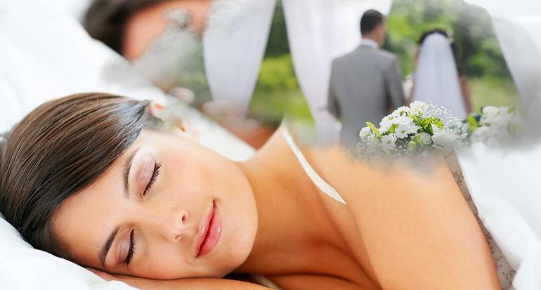 Виходити заміж у сні за померлого чоловіка: тлумачення за різними сонникам, що означає для дружини покійного
