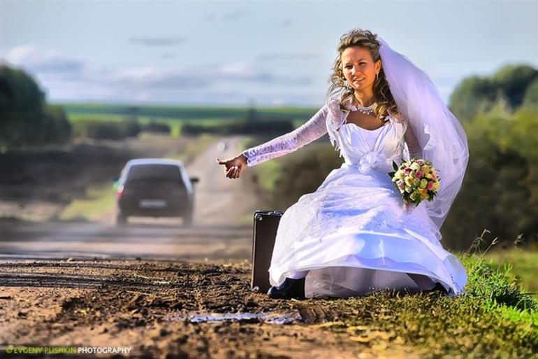 Втекти зі свого весілля по соннику: до чого сниться втеча жінки або чоловіки з церемонії одруження