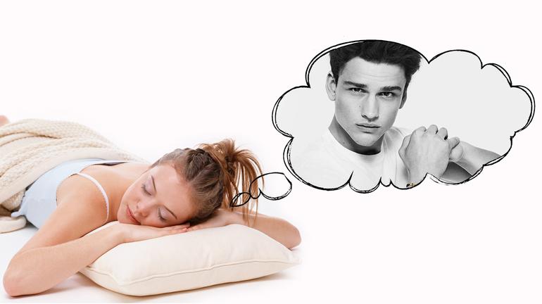 Якщо людина сниться з неділі на понеділок: до чого дівчині може приснитися незнайомець або колишній хлопець