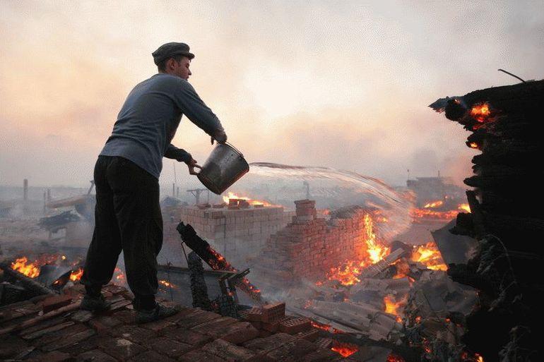 Значення, до чого сниться гасити пожежу: тлумачення по сонникам усувати вогонь в будинку або лісі