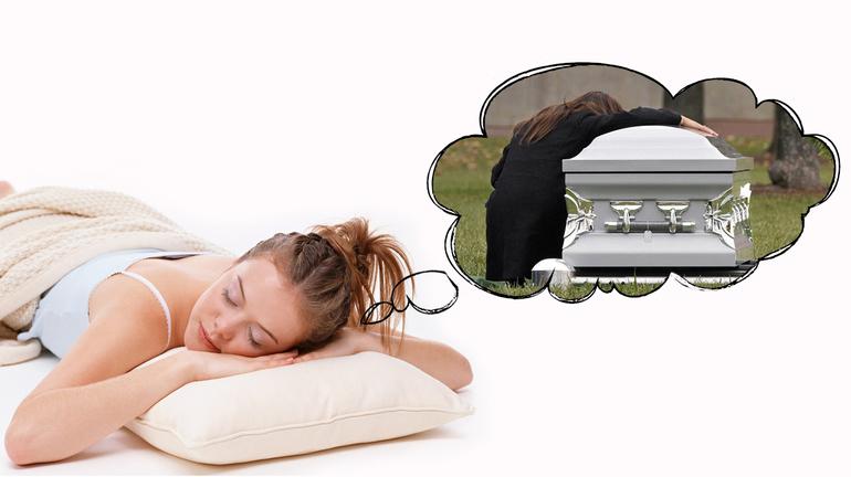 До чого сниться смерть чоловіка: значення та трактування різними сонникам – побачити мертву близьку людину