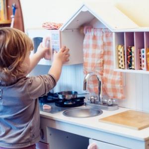 Дети хотят кухню: не проблема